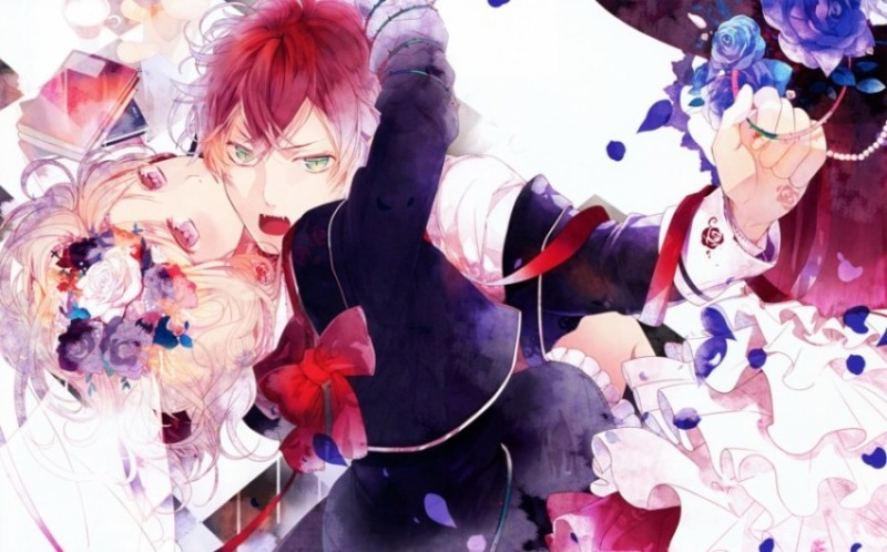 Interesting Facts About Diabolik Lovers Brothers 9 Tailed Kitsune