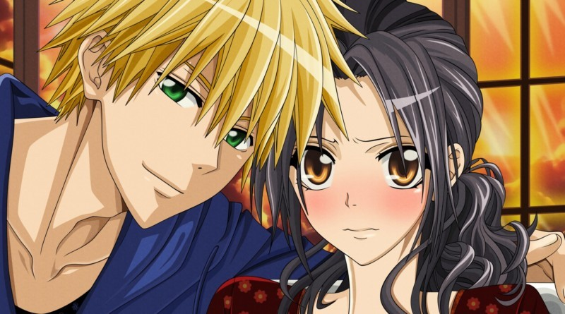 7 Cute Anime Like Kaichou wa Maid-sama!