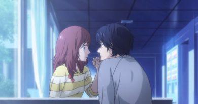 6 Cute Anime Like Ao Haru Ride (Blue Spring Ride)